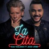 La Cita (feat. Jessi Uribe) de Galy Galiano