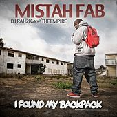 I Found My Backpack by Mistah F.A.B.