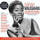 The Complete Columbia Singles As & Bs 1949-53 von Sarah Vaughan
