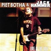 Live at the Nile de Piet Botha (Jack Hammer)