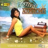 Festival de Acordeones, Vol. 2 de German Garcia