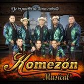 De la Puerta de Tierra Caliente van Komezón Musical