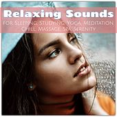 Relaxing Sounds for Sleeping, Studying, Yoga, Meditation, Chill, Massage, Spa, Serenity de Various Artists