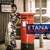Live in London by Etana