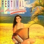 Festival de Acordeones, Vol. 1 de German Garcia