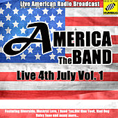 America Live 4th July Vol. 1 (Live) di America