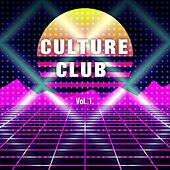 Culture Club, Vol. 1 by Various Artists