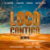 Loco Contigo (REMIX) de DJ Snake, J. Balvin & Ozuna