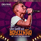 São João do Boyzinho - Ao Vivo em Salvador de Devinho Novaes