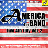 America Live 4th July Vol. 2 (Live) di America