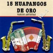 15 Huapangos de Oro, Vol. 2 de German Garcia