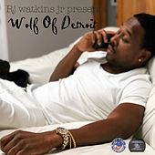 Rj Watkins Jr Presents Wolf of Detroit by Various Artists
