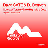 Sunset At Toronto / More High More Deep de David Gate