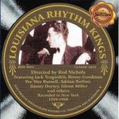 Louisiana Rhythm Kings 1929-1930 de Louisiana Rhythm Kings