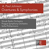 A. Paul Johnson: Overtures & Symphonies by Various Artists