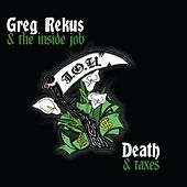 Death and Taxes de Greg Rekus