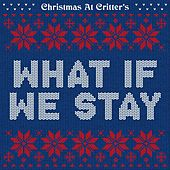 What If We Stay by Christmas at Critter's