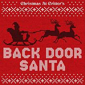 Back Door Santa by Christmas at Critter's