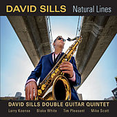 Natural Lines de David Sills Double Guitar Quintet