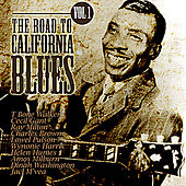 The Road To California Blues Vol 1 by Various Artists