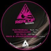 Reactif 03 von Various Artists