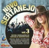 Novo Sertanejo Vol.3 de Vários Artistas