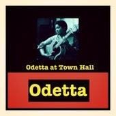 Odetta at Town Hall by Odetta