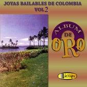 Joyas Bailables de Colombia, Vol. 2 (Álbum de Oro) de Enrique Aguilar