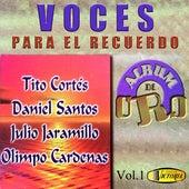 Voces para el Recuerdo Álbum de Oro, Vol. 1 by German Garcia
