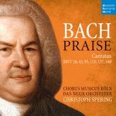 Jesu, nun sei gepreiset, BWV 41/II. Lass uns, o höchster Gott das Jahr vollbringen (Aria) de Christoph Spering