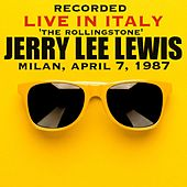 Live in Italy de Jerry Lee Lewis