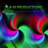 A-P-M Productions, Vol. 1 de A-P-M Productions