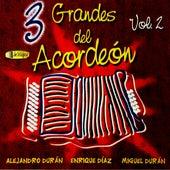 3 Grandes del Acordeón, Vol. 2 de Alejo Durán