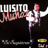 Si Supieras, Vol. 2 von Luisito Muñoz