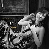 Mozart: Violin Concertos Nos. 3 & 5 by So Jin Kim