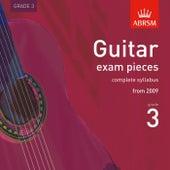 Guitar Exam Pieces from 2009, ABRSM Grade 3 de Stephen Goss