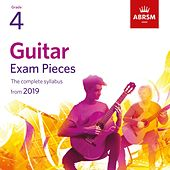 Guitar Exam Pieces from 2019, ABRSM Grade 4 by Gary Ryan