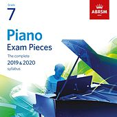 Piano Exam Pieces 2019 & 2020, ABRSM Grade 7 by Charles Owen