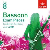 Selected Bassoon Exam Pieces from 2014, ABRSM Grade 8 von Jonathan Scott