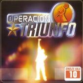 Operación Triunfo (Singles Gala 10) de Various Artists