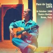 Live at Teatro Sistina by Paco de Lucia