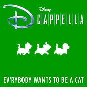 Ev'rybody Wants to Be a Cat fra Dcappella