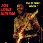 Live At Slim's: Vol. 1 (Live At Slim's / San Francisco, CA / 1990) de Joe Louis Walker