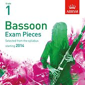 Selected Bassoon Exam Pieces from 2014, ABRSM Grade 1 by Toms Ostrovskis