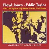 Masters Of Modern Blues de Floyd Jones