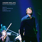 Koncerts Nacionālajā Teātrī van Ainars Mielavs