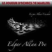 Le Joueur d'échecs de Maelzel, Edgar Allan Poe (Livre audio) by Alain Couchot