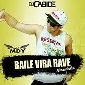 Baile Vira Rave  Mandelão de DJ Cabide