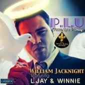 P.L.U (Peace, Love & Unity) (Single Version) von William Jacknight