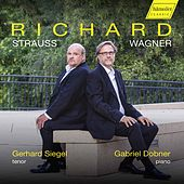 R. Strauss & Wagner: Art Songs de Gerhard Siegel